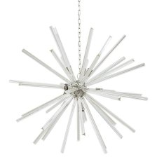 Shop Spark Gray Chandelier and more