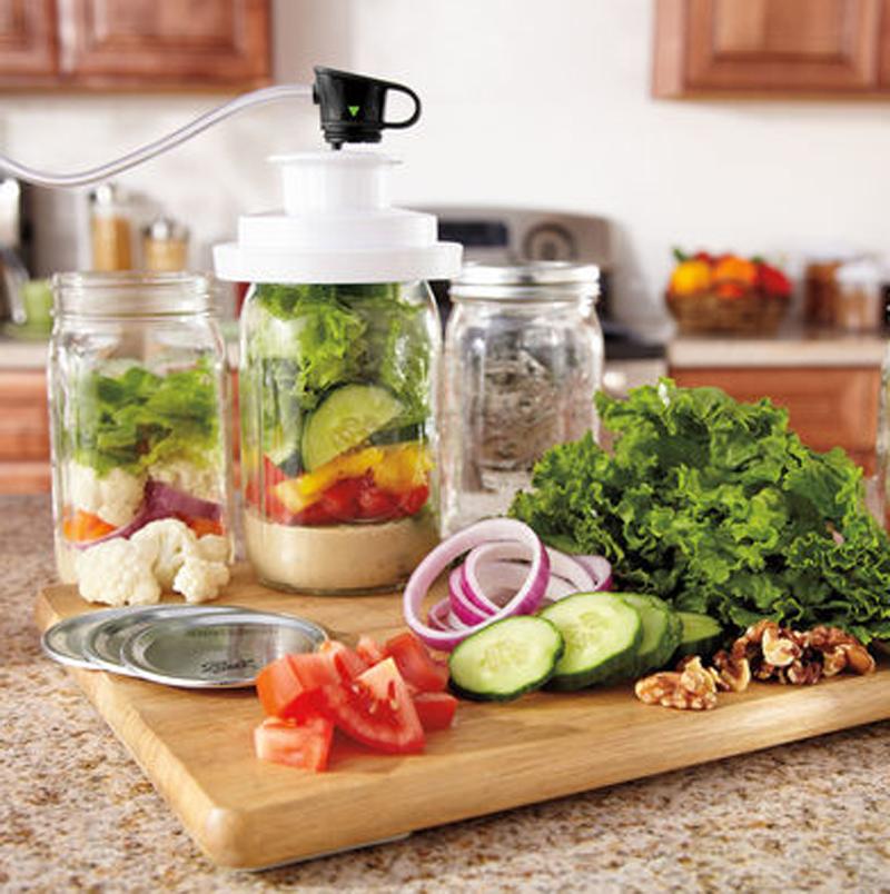 Using Your Jar Sealer - FoodSaver