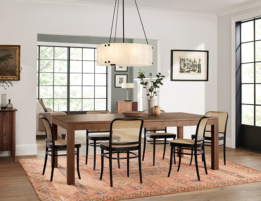 How To Measure For A Dining Table