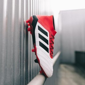 bf116523efa756 Leather exclusive 🚨 Shop the pro edition  adidasfootball  Predator 18.1  Leather model along with