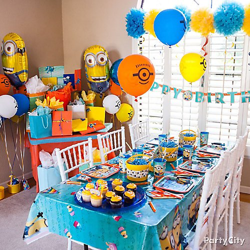 Idea 11 Minion Mania Host A Party