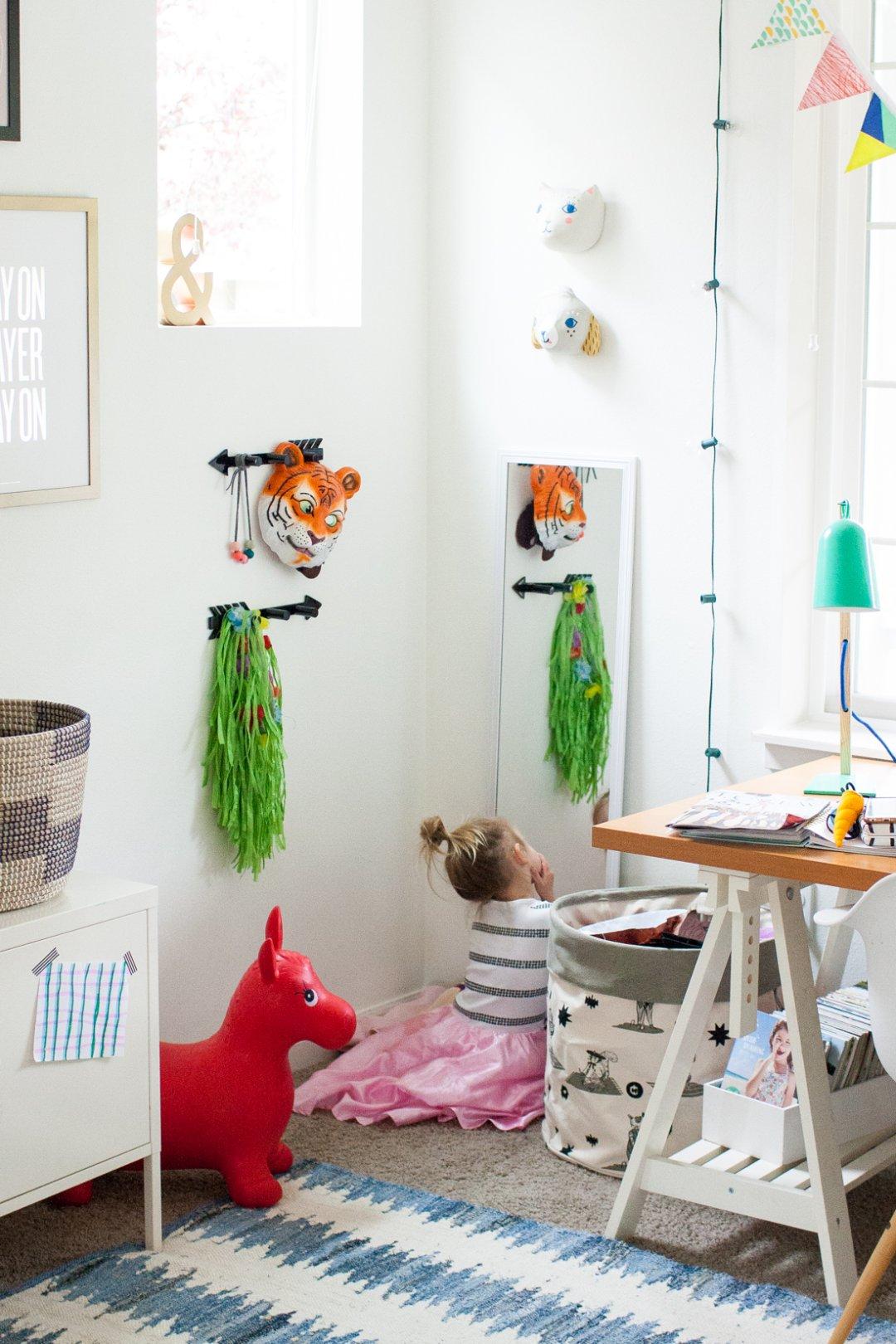 Office Playroom Ideas