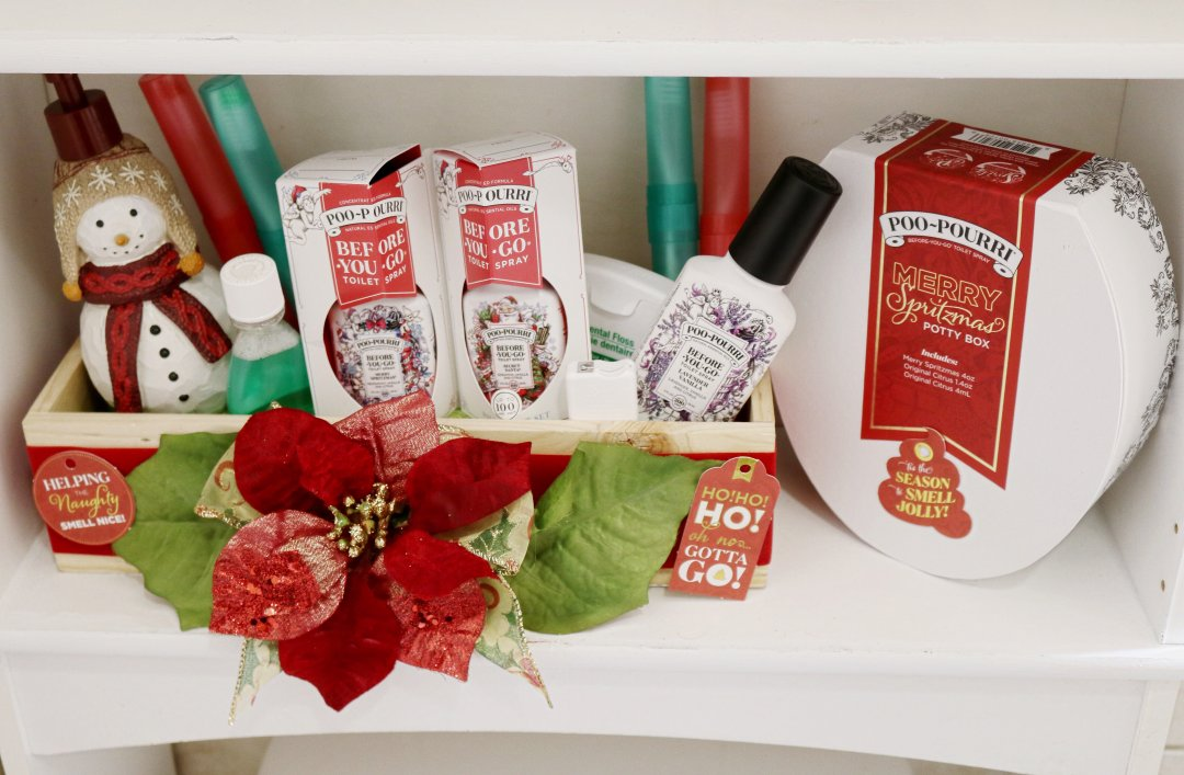 l - DIY Bathroom Holiday Party Essentials Box
