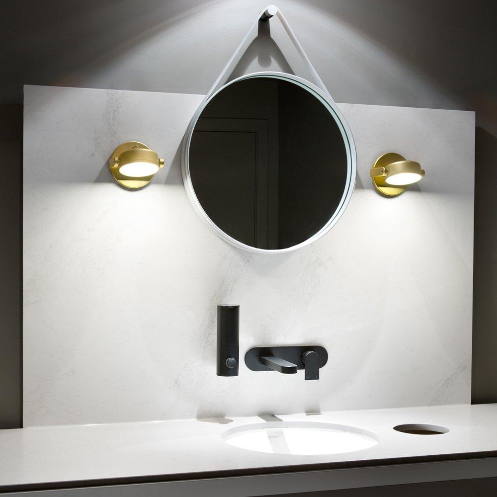 Top 10 Bathroom Lighting Ideas