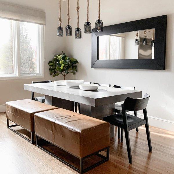 dining-room boho lagom 10