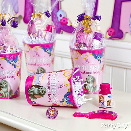 Pleasant Sofia The First Party Ideas Party City Download Free Architecture Designs Meptaeticmadebymaigaardcom