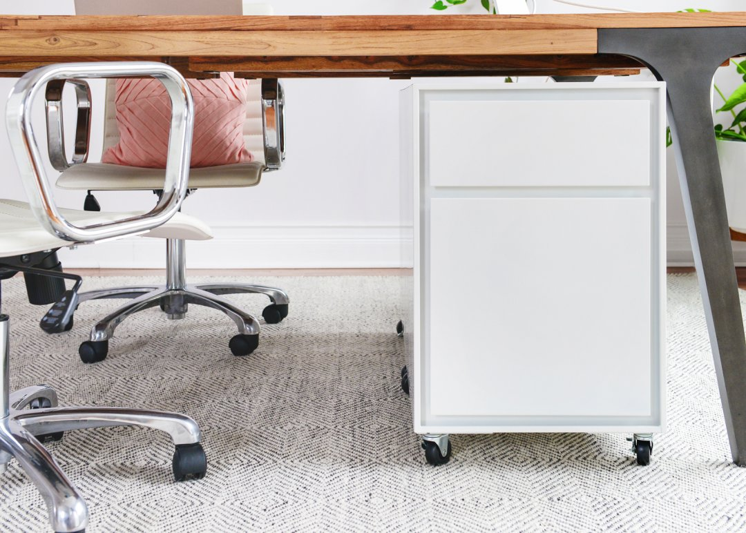 Home Office Organization Ideas Crate And Barrel