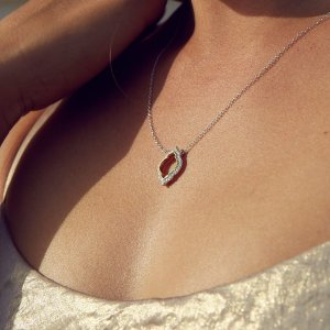 5ec9cf6b7 Enjoy the warm sunny rays this weekend with this bold arabesque pendant. •••