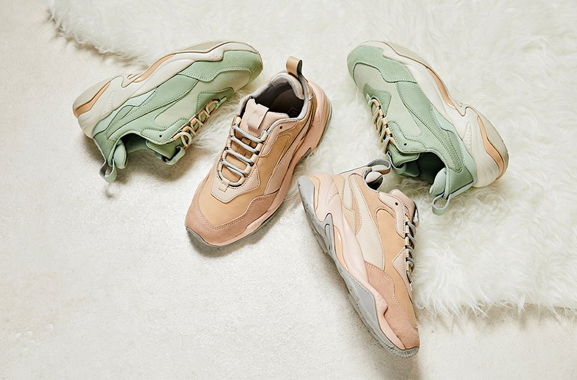 Now Live: Puma Thunder Desert