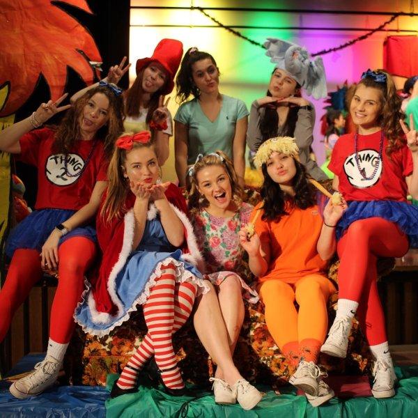 Seuss Spirit Contest | Party City