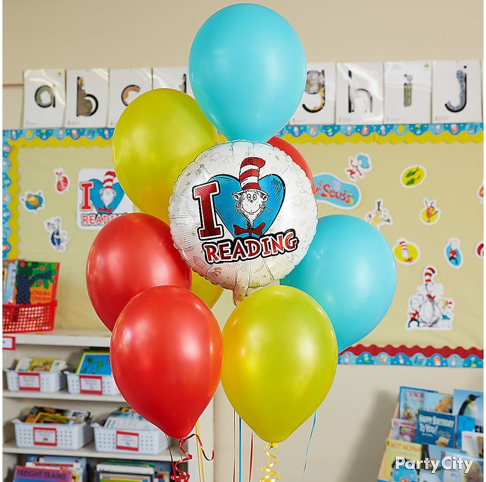 14 Ways To Make Your Dr Seuss Party Unforgettable Party City