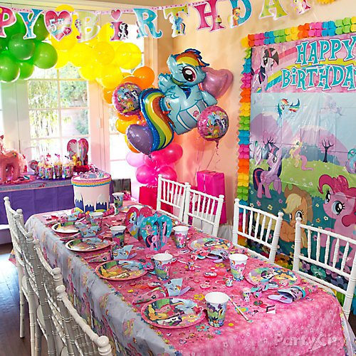Idea 9 Make A Dash Ing Party Room