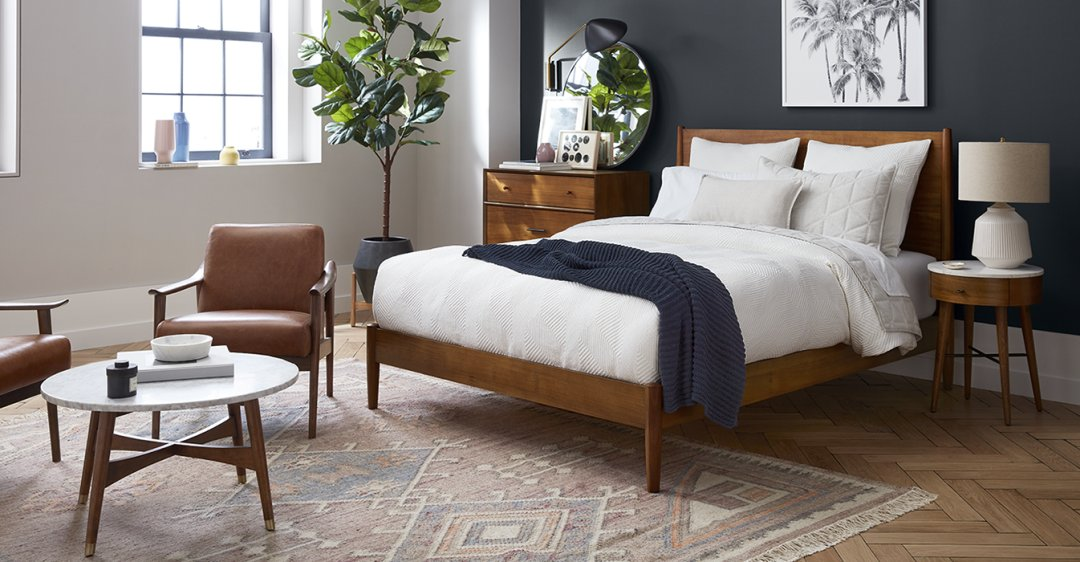 Bedroom Inspiration West Elm