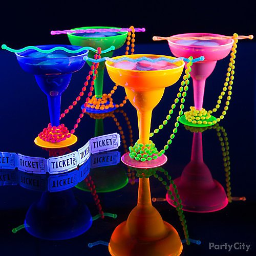 Black Light Party Ideas Party City