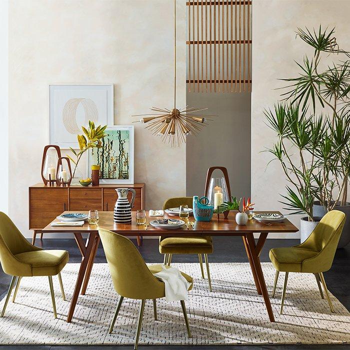 60 Modern Dining Room Design Ideas: Dining Room Inspiration