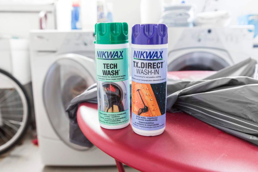 Nikwax - How to Care for Your Biking Gear