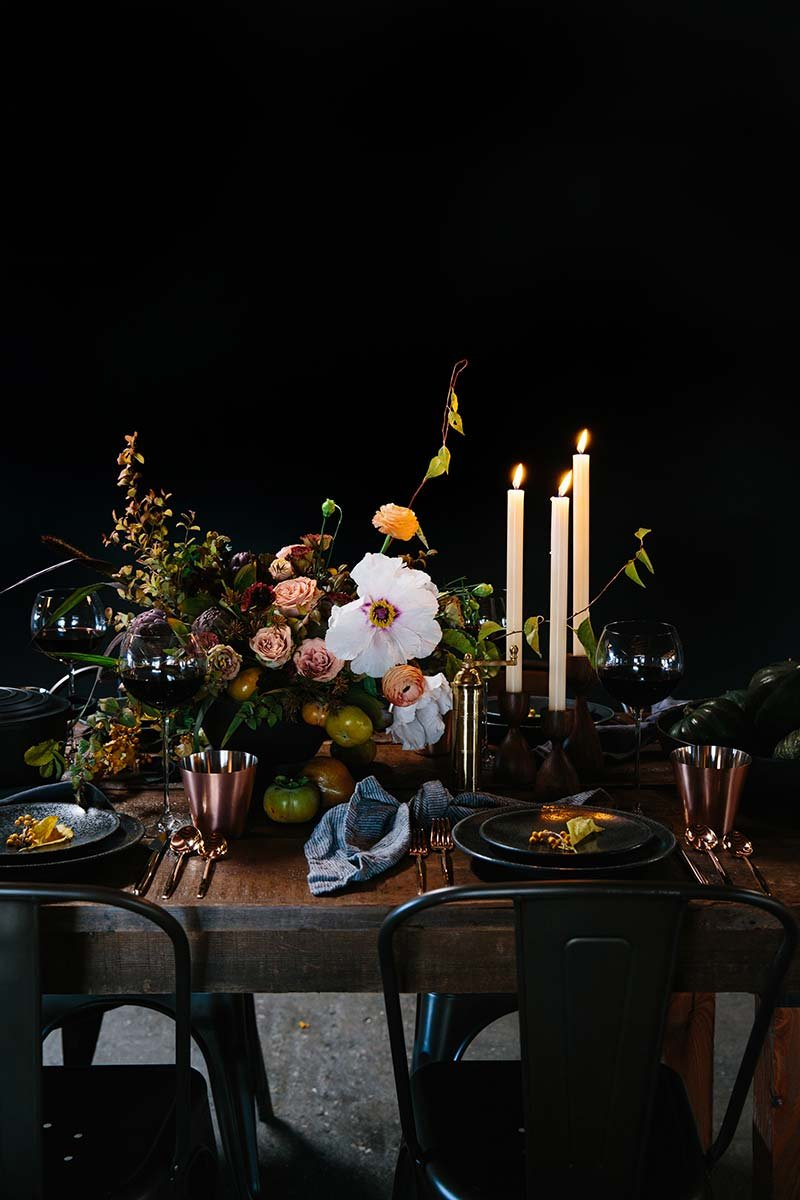 Thanksgiving Place Setting Ideas | Crate and Barrel Blog
