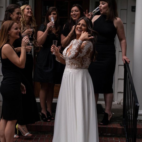 Boho Chic And Romantic Wedding Dresses Lillian West
