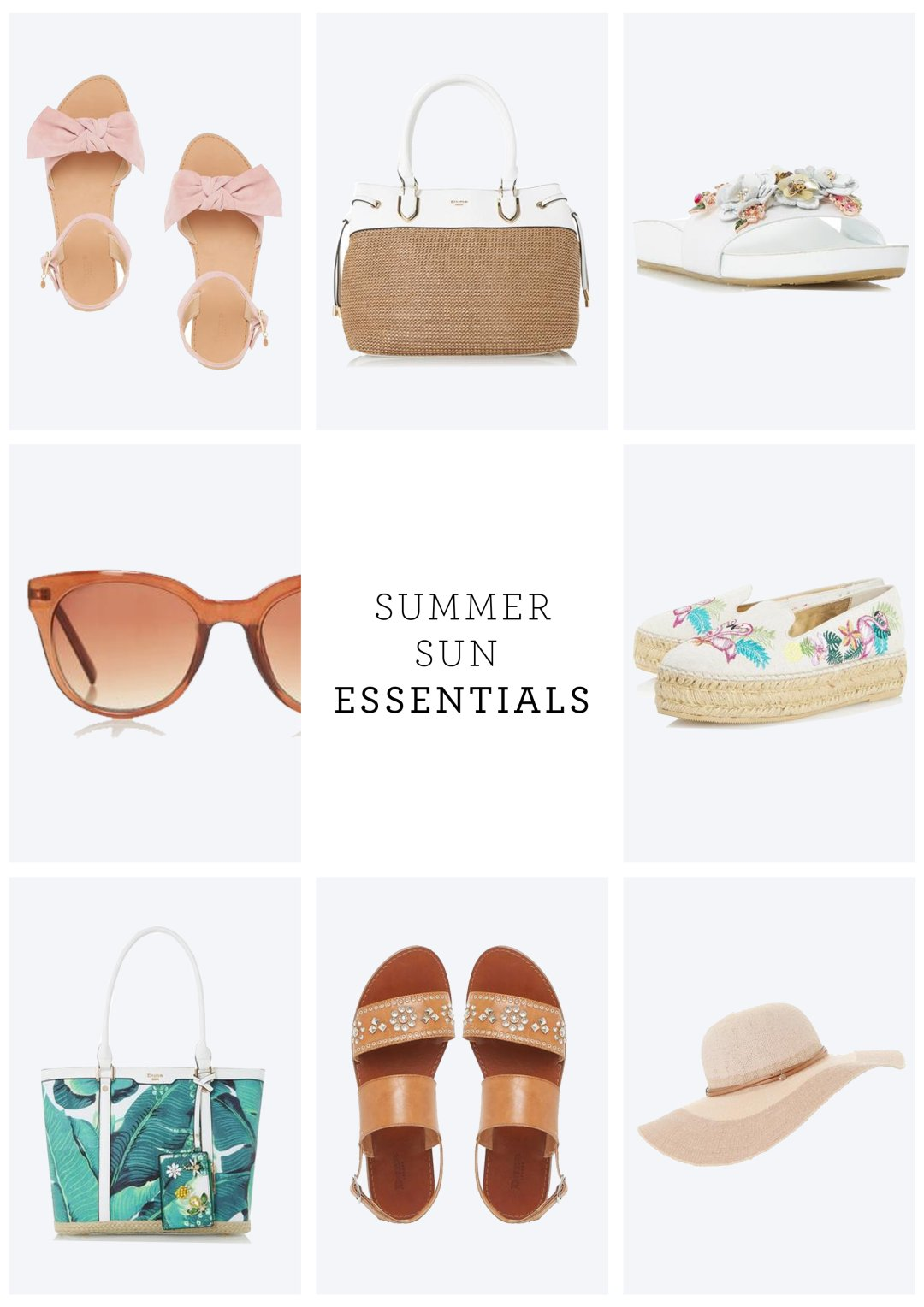 Ladies Holiday Shoes and Accessories   Dune London