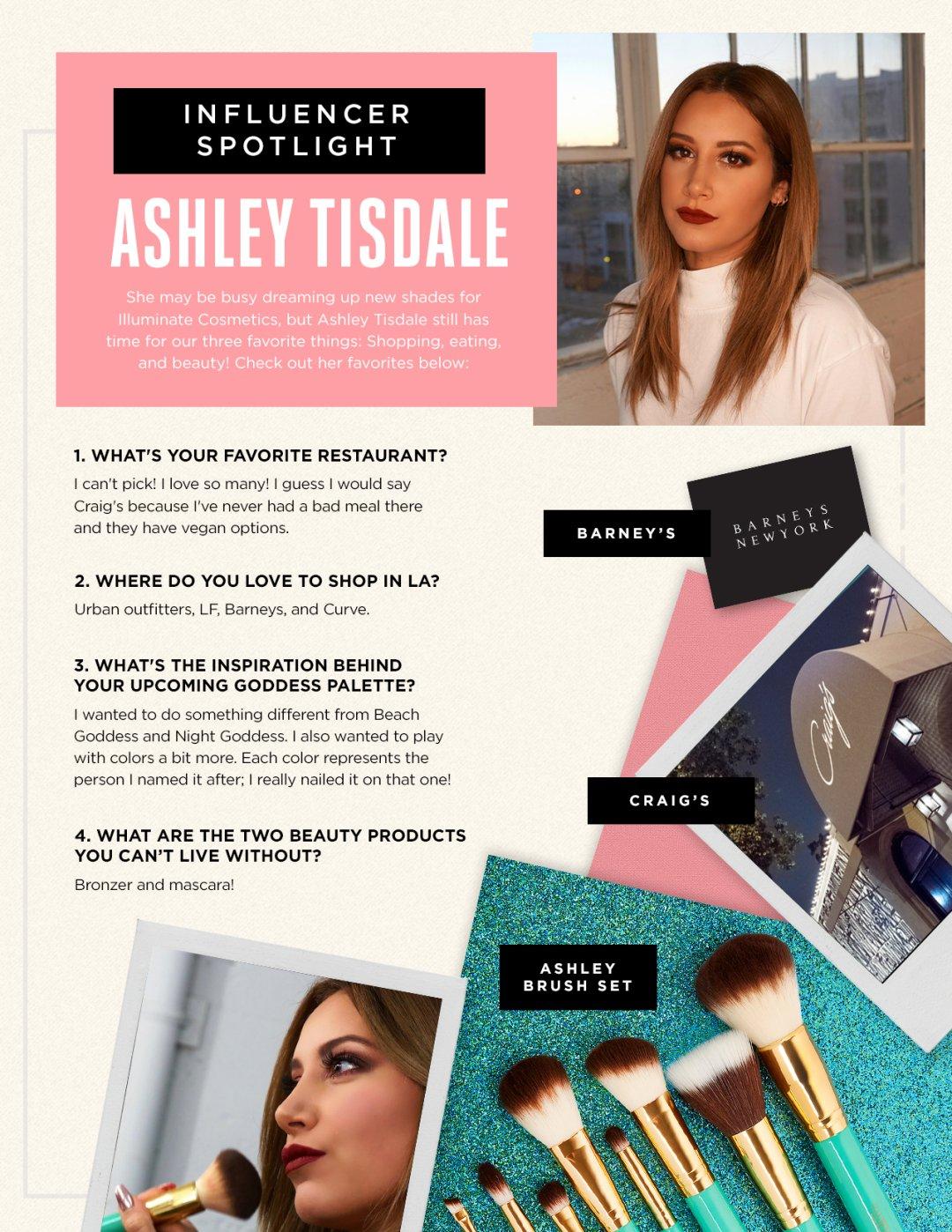 09cb9ec9f176 Illuminate by Ashley Tisdale 12 Color Eyeshadow Palette - Goddess