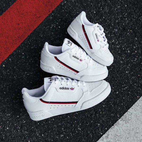 b3d9cfe0b Kids  Earn Their Stripes     with the  adidasOriginals Continental 80 ⚪️