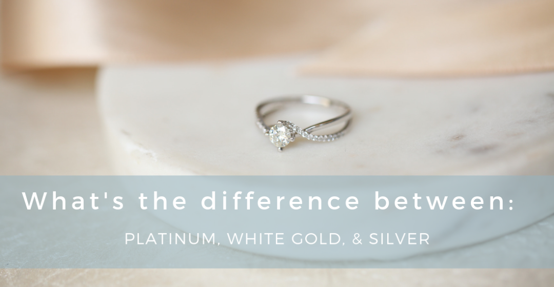 Silver Vs White Gold Vs Platinum What S The Difference Love Promise Blog