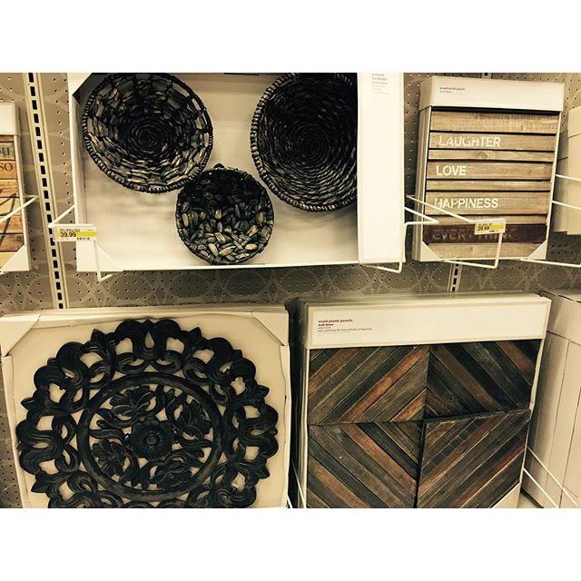 Metal Wall Decor Target family is.. wood and metal planks wall hanging : target