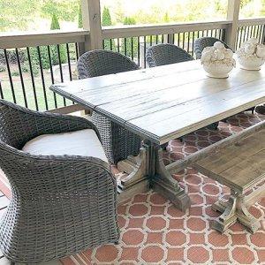 Bermuda Indoor Outdoor Rug Ballard Designs Ballard Designs