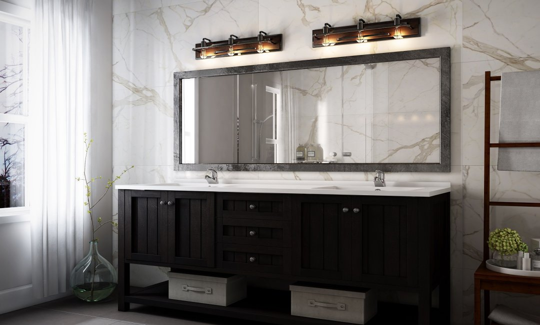 But With Bathrooms Becoming Larger And More Elaborate Proper Lighting Is Essential To Making The Most Of The Space