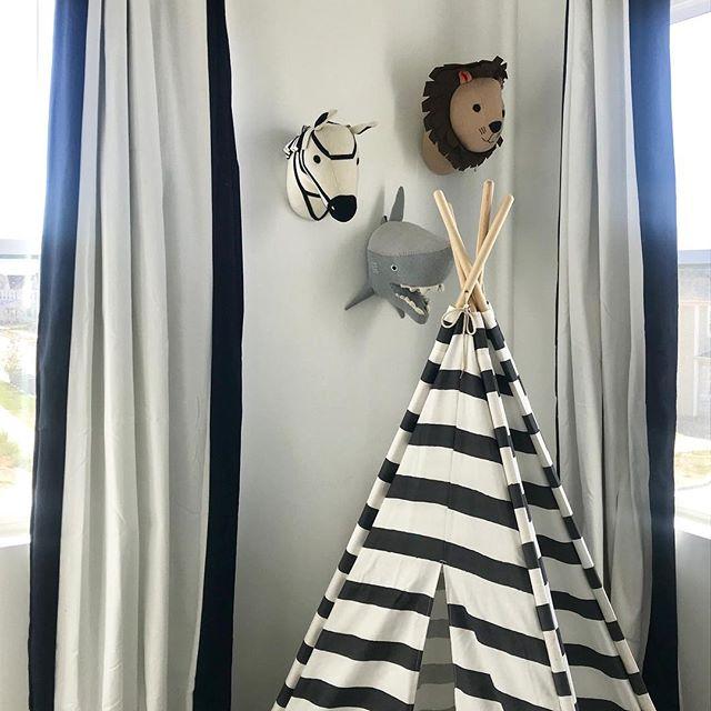 Zebra Head Wall Décor - Pillowfort : Target Finds