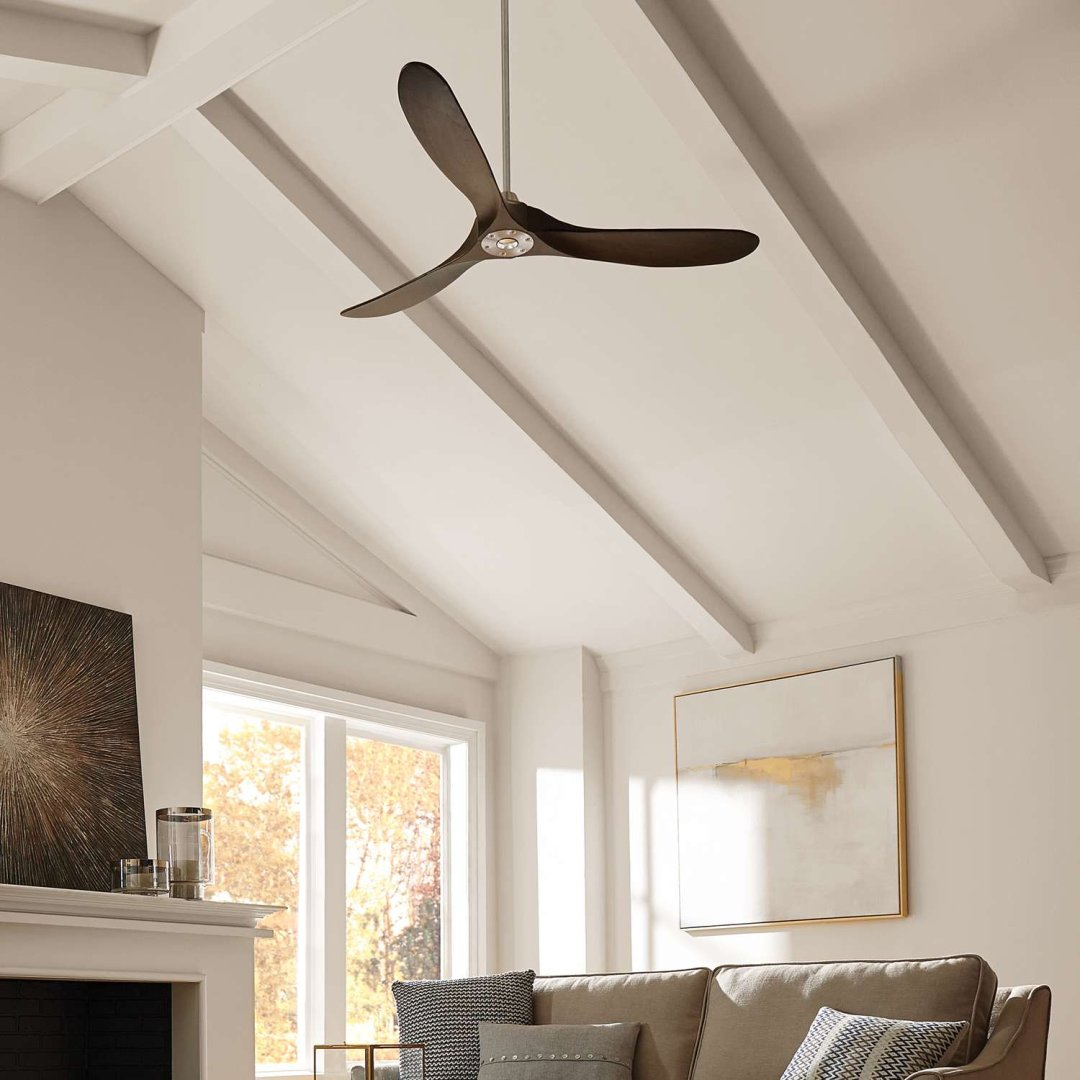 How To Choose A Ceiling Fan - Size Guide, Blades & Airflow