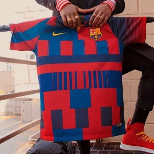 20 years of creativity.⠀ -⠀ The Nike What the Barca jersey is a c8b11cc2506bb