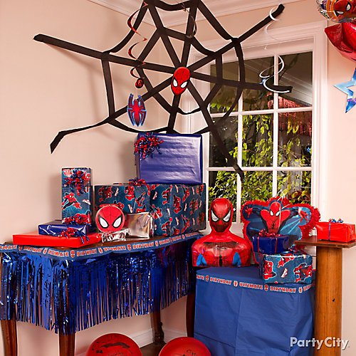 Spider-Man Party Ideas  Party City