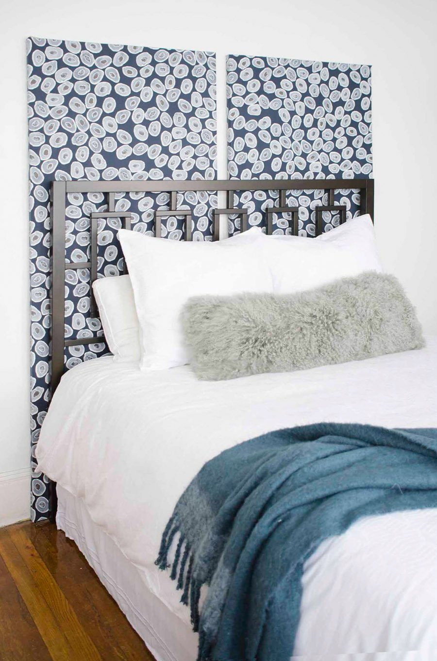A College Student S Bedroom Gets A Chic Upgrade Front Main