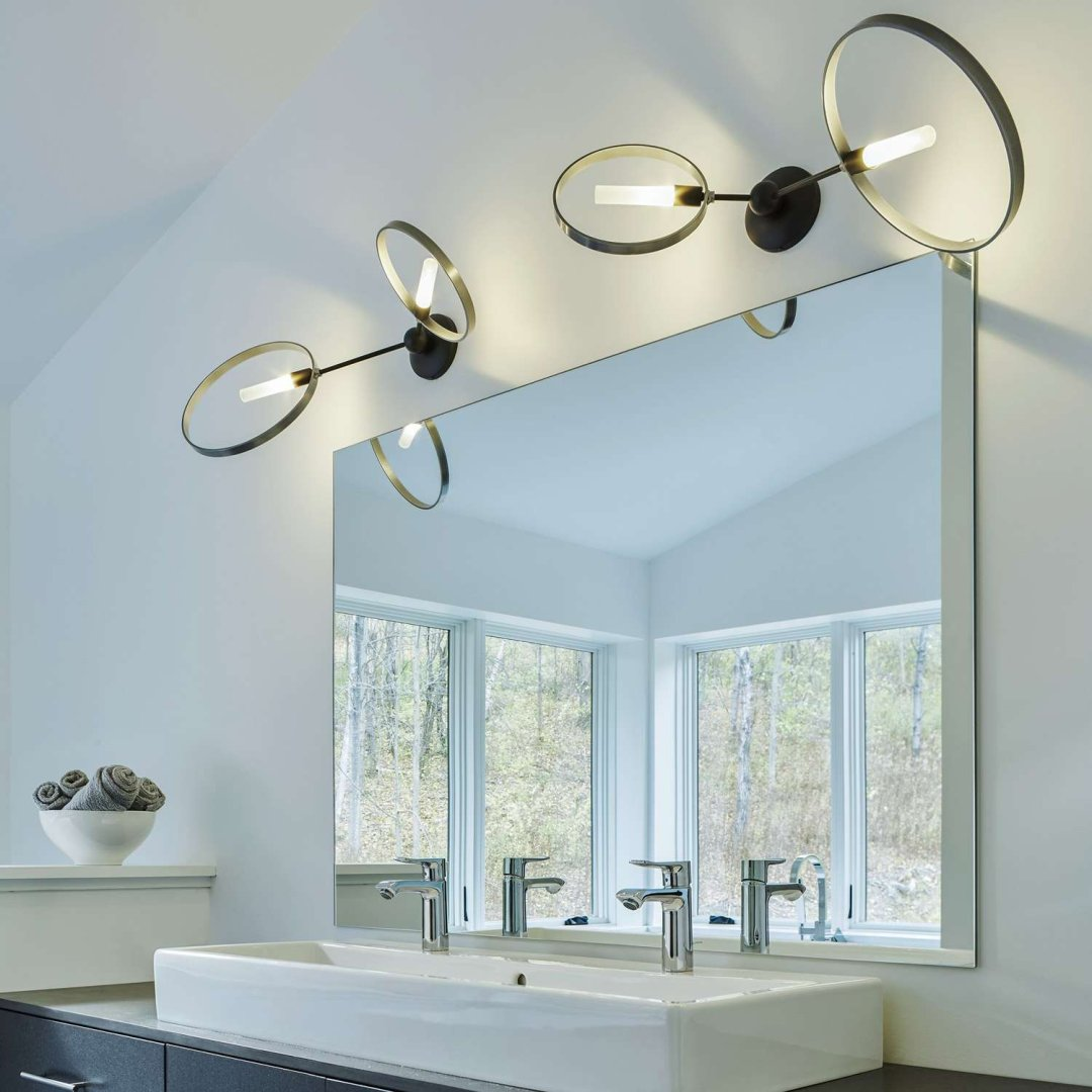 Editor\'s Picks: Innovative Bathroom Lights   YLighting Blog