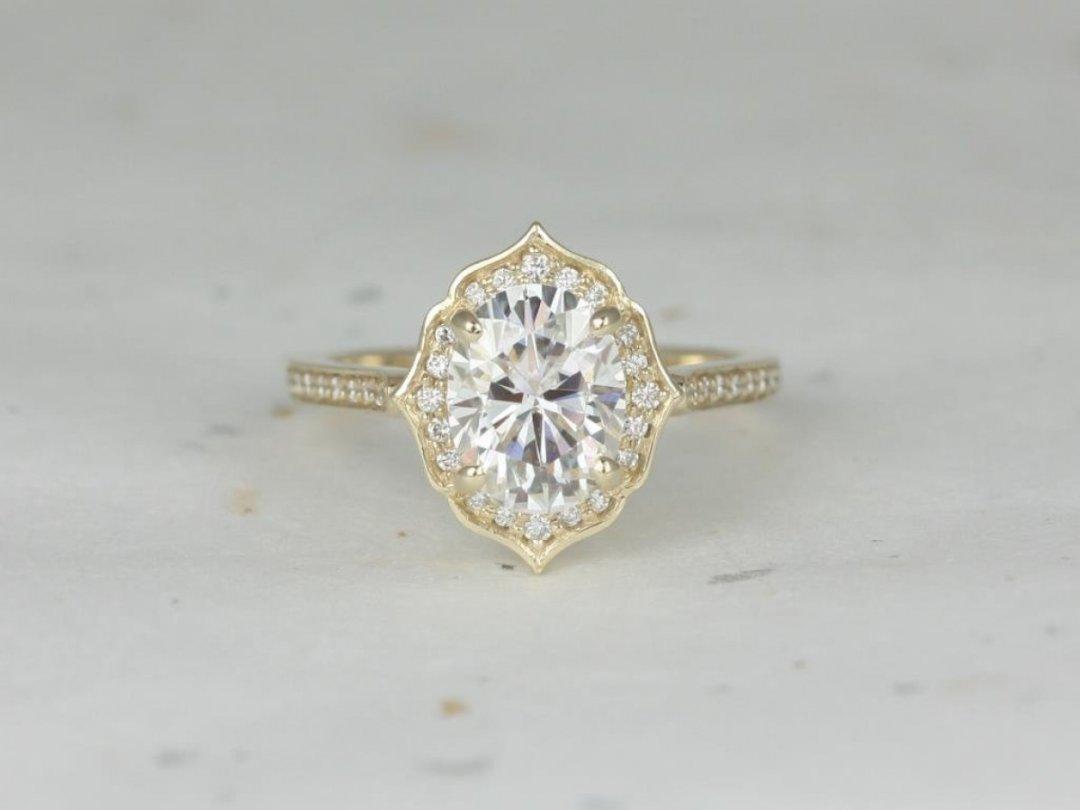 Vintage Engagement Ring