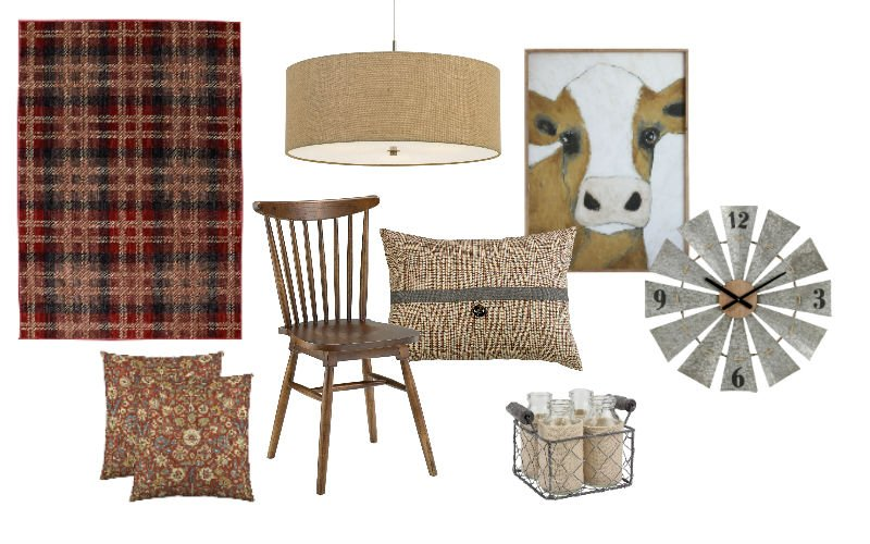 Country Style Home Decorating Ideas - Hayneedle