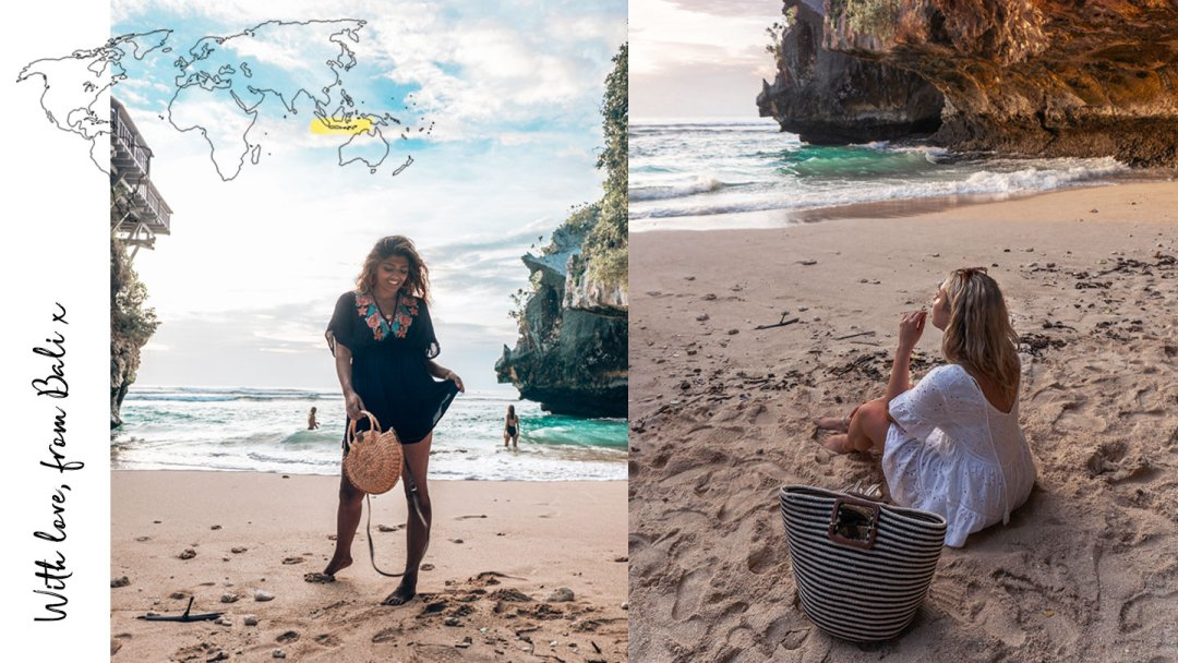 Instant Summer: Bali with Lucia and Kavita