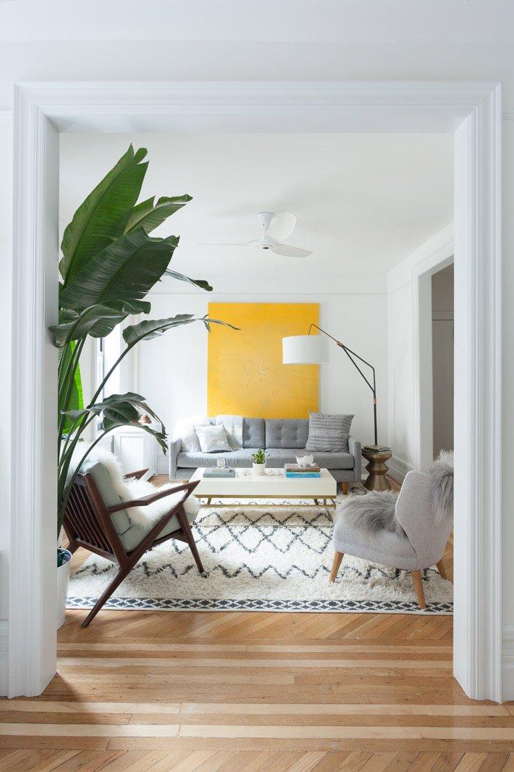 Bright Modernism in a Prewar Brooklyn Home - Front + Main