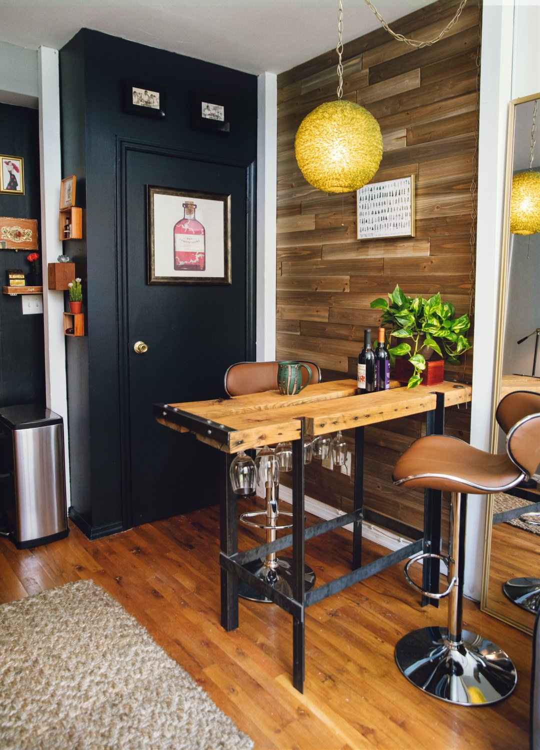 Get The Look Industrial Modern Style Mixed With Clever