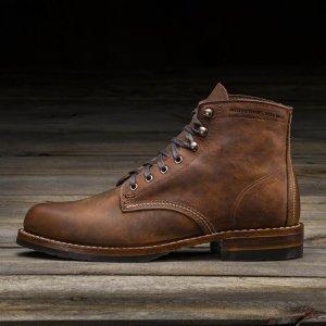 d02786a82bb Men - Evans 1000 Mile Boot - Vintage Boots | Wolverine