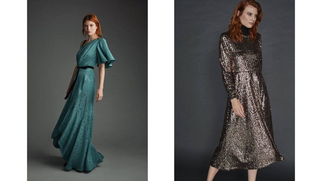 cc8337f12a Curated image with Monsoon Cleo Star Jacquard Maxi Dress