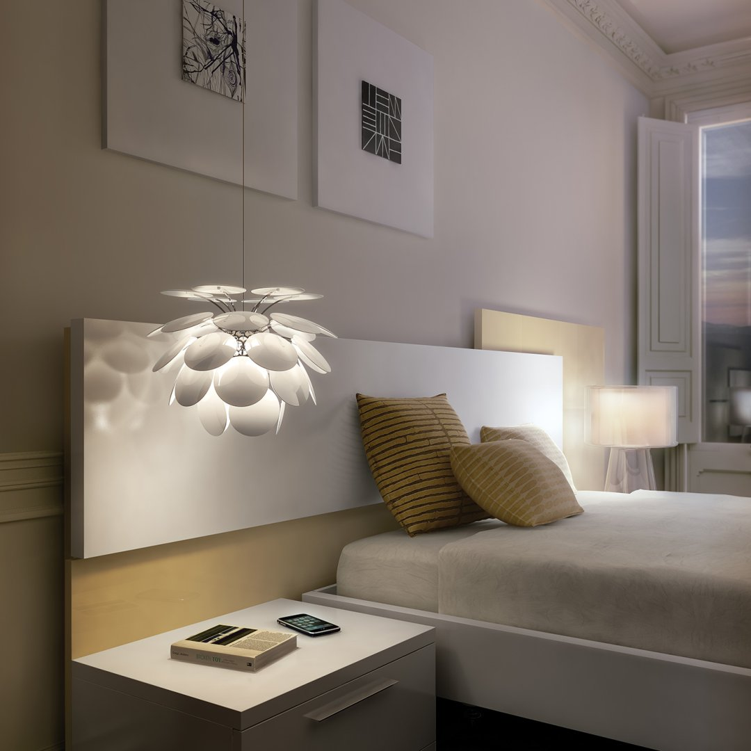 Trends to try pendant lights over bedside tables at lumens 1 of 2 arubaitofo Images