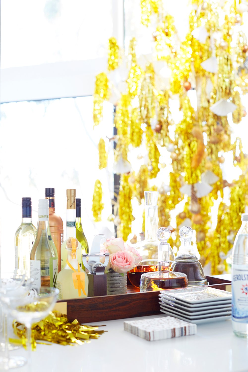 7 New Year\'s Eve Party Ideas | Crate and Barrel Blog