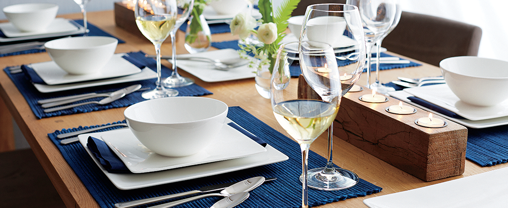 How to Set a Table | Crate and Barrel