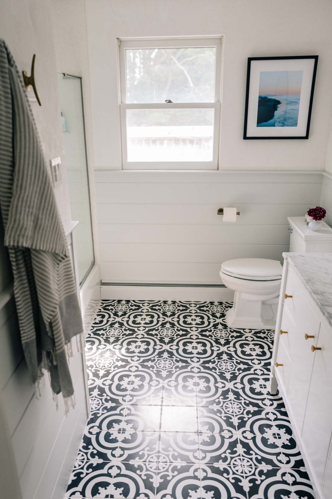 Bathroom Renovation Reveal Part I Jess Ann Kirby