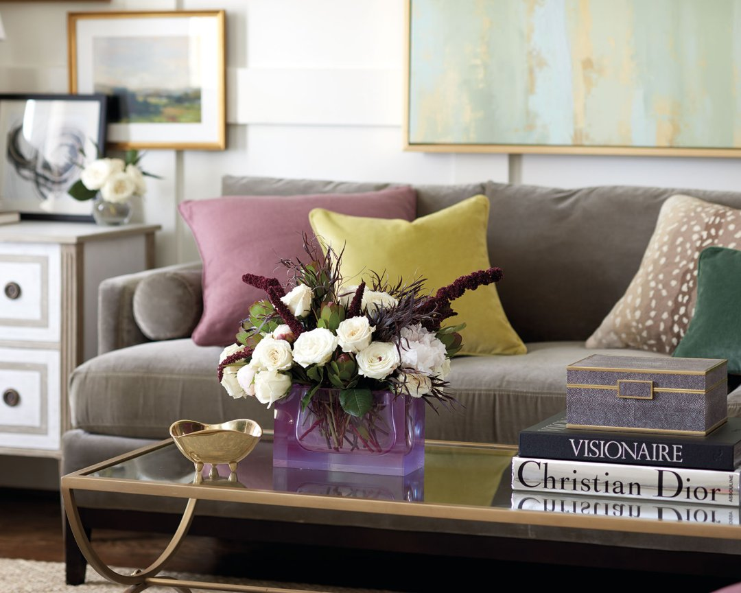 Jewel Tones and Interior Design