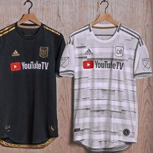 low priced 08cd7 1d3b5 adidas LAFC Away Jersey 2019 | SOCCER.COM