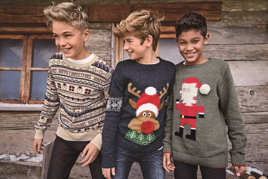 childrens light up christmas jumpers
