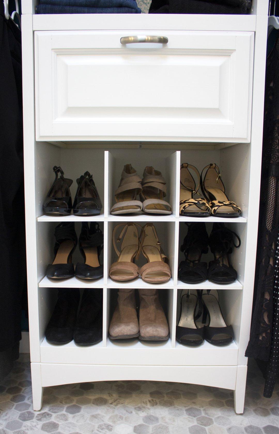 How to Improve Storage with an Elegant Closet Organizer